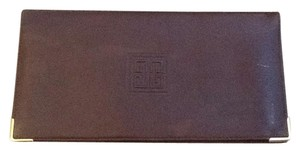 Givenchy GIVENCHY LOGO LEATHER CHECKBOOK WALLET, NWT