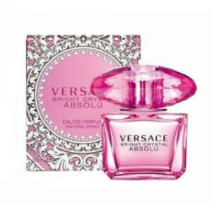 Versace VERSACE BRIGHT CRYSTAL ABSOLU FOR WOMEN-EDP1.7 OZ-50 ML-ITALY