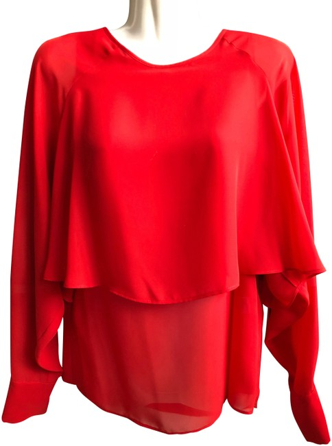 Preload https://img-static.tradesy.com/item/23195794/daniel-cremieux-red-long-sleeve-shirt-wdouble-layer-and-cuff-blouse-size-6-s-0-2-650-650.jpg