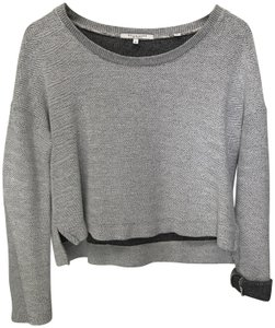 Bella Luxx Heather Crop Sweatshirt