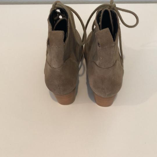 Dolce Vita Taupe Boots Image 3