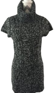 INC International Concepts And Sweater Buttons Tunic