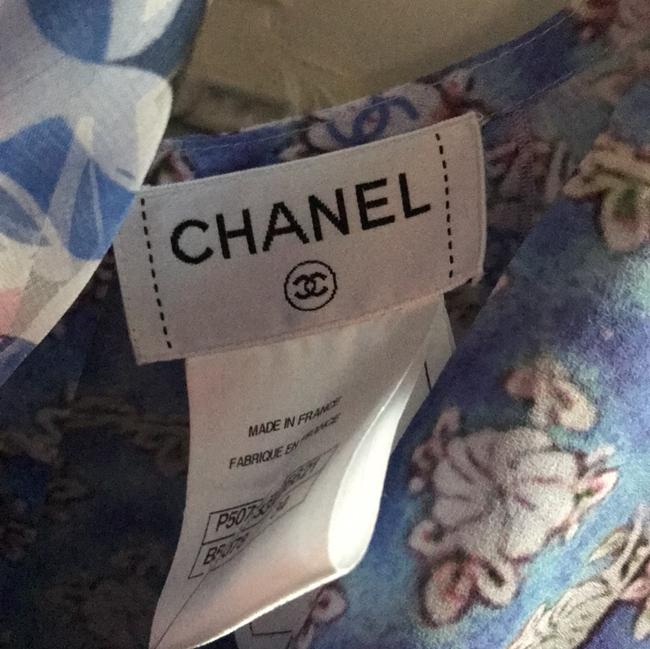 Chanel Top blue Image 9