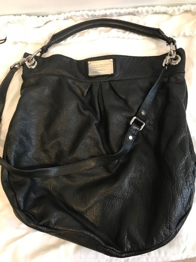 Marc by Marc Jacobs Classic - Q Hillier Leather Hobo Bag Image 2