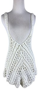 Sugarlips knit swimsuit coverup