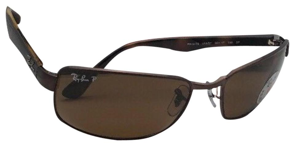 e09c9c1a17 Ray-Ban Polarized Rb 3478 014 57 60-17 130 Brown   Tortoise W  Brown ...