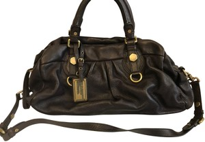 Marc by Marc Jacobs Gold Hardware Detachable Strap Cross Body Bag