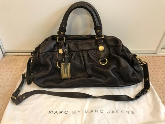 Marc by Marc Jacobs Gold Hardware Detachable Strap Cross Body Bag Image 1