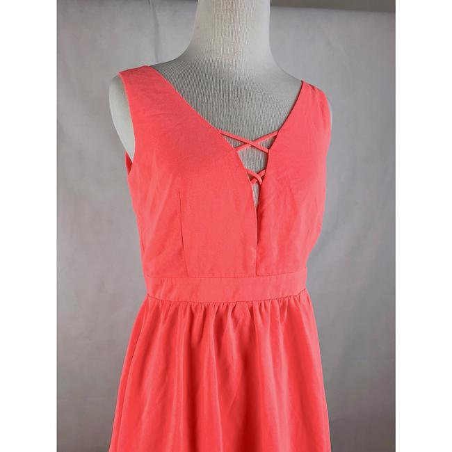 Boutique short dress pink on Tradesy Image 1