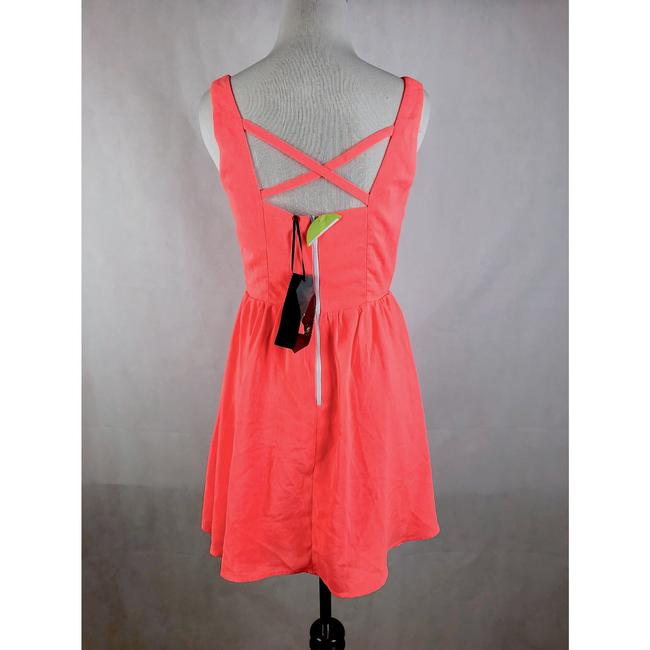 Boutique short dress pink on Tradesy Image 2