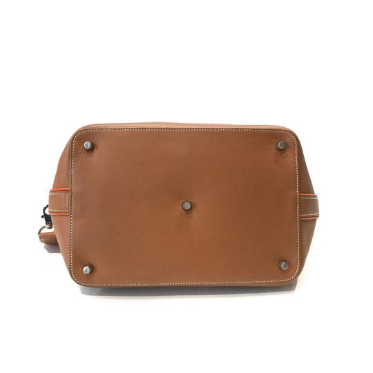 Hermès Satchel in Brown Image 3