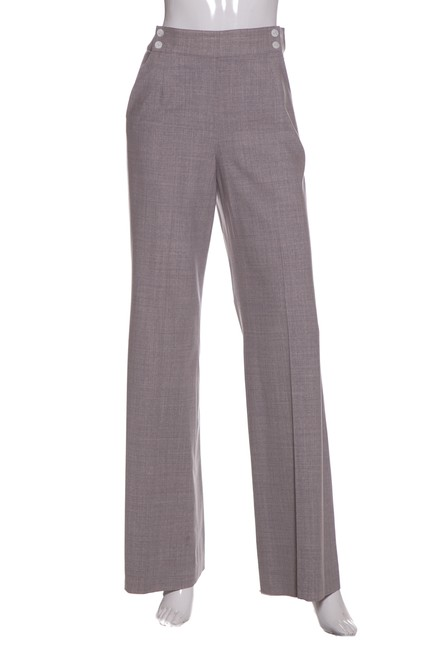 Preload https://img-static.tradesy.com/item/23198428/worth-grey-zip-and-button-closure-flared-pants-size-2-xs-26-0-0-650-650.jpg