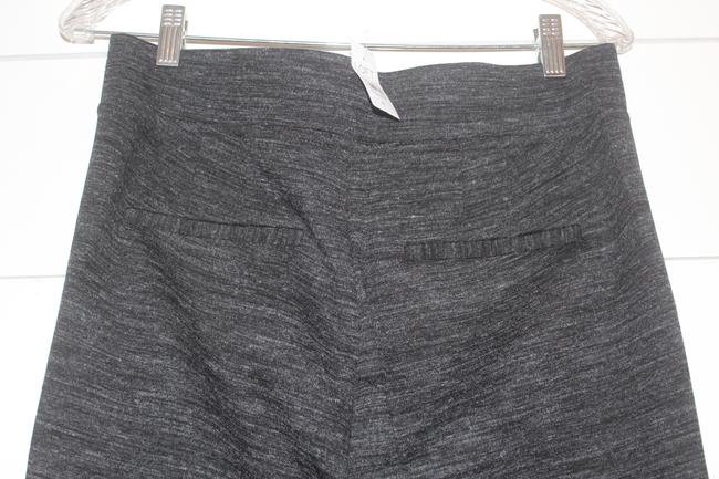 Ann Taylor LOFT Boot Cut Pants Black and Grey Marble Image 3