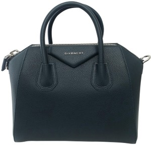Givenchy Satchel in Peacock Blue