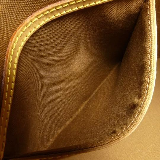 Louis Vuitton Satchel in brown Image 8