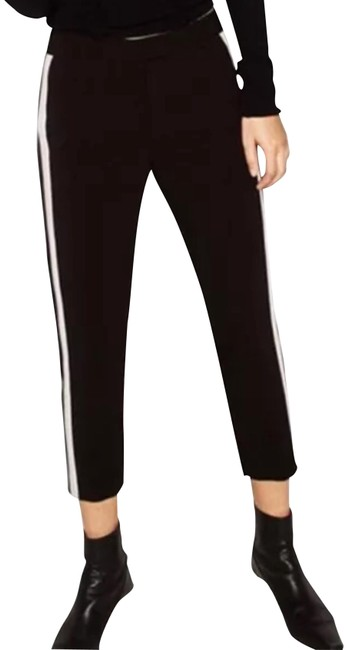 Item - Black With Band Pants Size 4 (S, 27)
