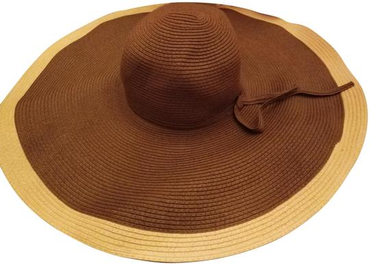 Preload https://img-static.tradesy.com/item/23199111/d-and-y-beige-taupe-brown-paper-large-hat-0-1-540-540.jpg