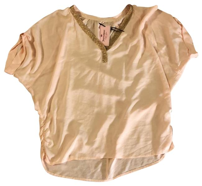 Preload https://img-static.tradesy.com/item/23199119/juicy-couture-pale-pink-and-gold-modern-tunic-size-6-s-0-1-650-650.jpg