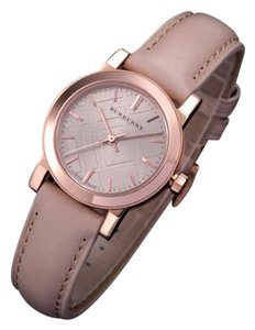 Burberry 100% Brand New in the Box Burberry Women Rose Gold watch BU9210
