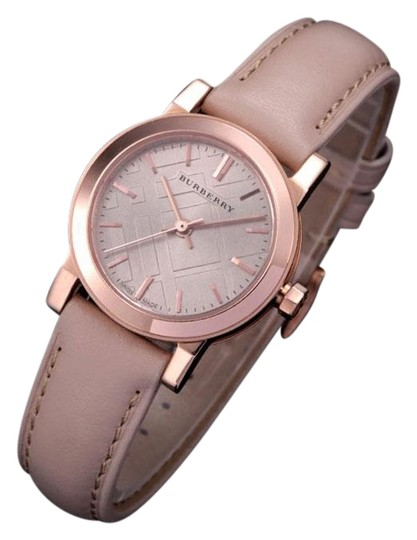 Burberry 100% Brand New in the Box Burberry Women Rose Gold watch BU9210 Image 0