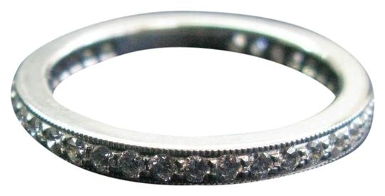 Preload https://img-static.tradesy.com/item/23199705/tiffany-and-co-white-co-platinum-legacy-diamond-milgrain-band-size-5-ring-0-1-540-540.jpg