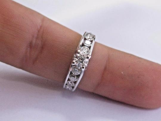 Leo Schachter Company Leo Schachter Company Diamond White Gold Engagement Ring 1.28Ct 14KT Image 4