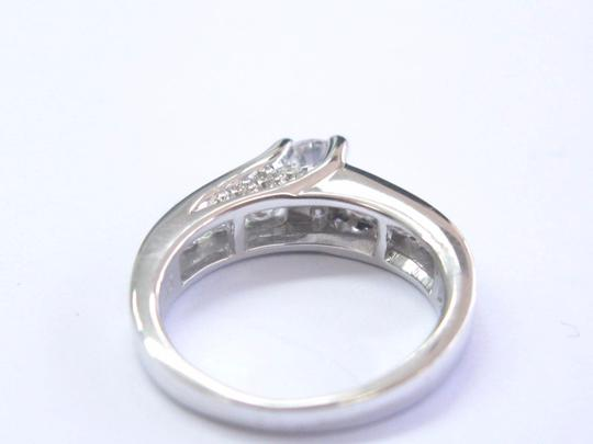 Leo Schachter Company Leo Schachter Company Diamond White Gold Engagement Ring 1.28Ct 14KT Image 5