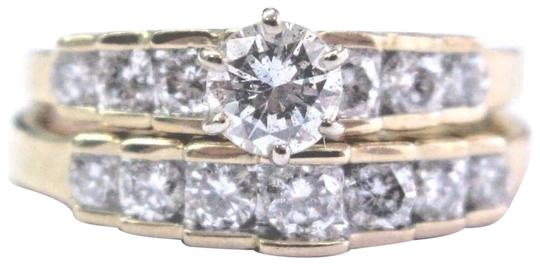 Preload https://img-static.tradesy.com/item/23199756/g-fine-round-cut-diamond-yellow-gold-engagement-wedding-set-92ct-14kt-ring-0-1-540-540.jpg