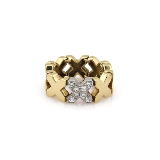 Preload https://img-static.tradesy.com/item/23200209/tiffany-and-co-19393-diamond-18k-yellow-gold-x-flex-link-band-ring-0-0-540-540.jpg