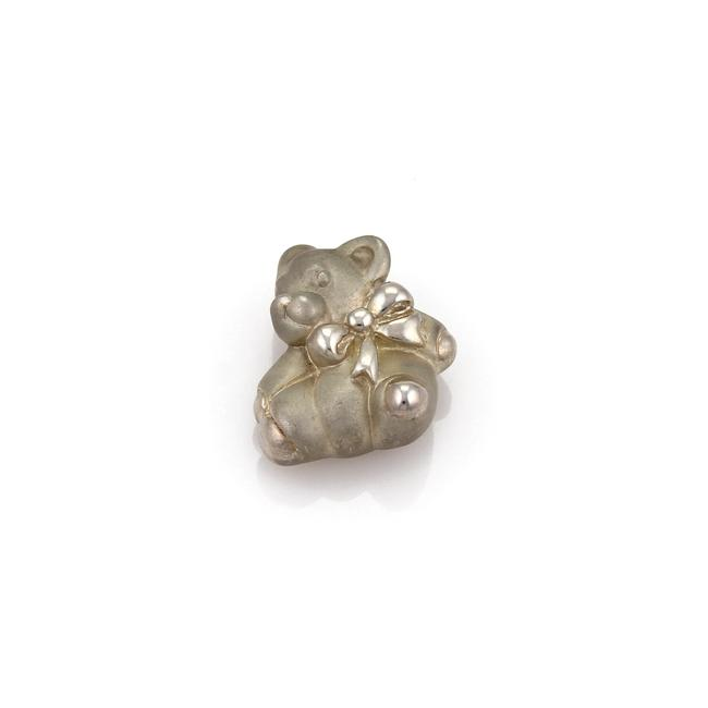 Tiffany & Co. 16845m - Baby Bear Sterling Silver Pendant Charm Tiffany & Co. 16845m - Baby Bear Sterling Silver Pendant Charm Image 1