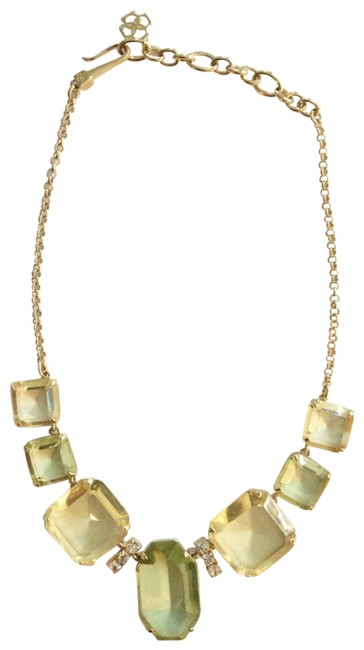 Item - Gold Yellow Green Nwot Necklace