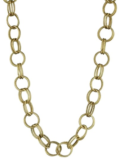 Betsey Johnson Long Chain Link Image 0