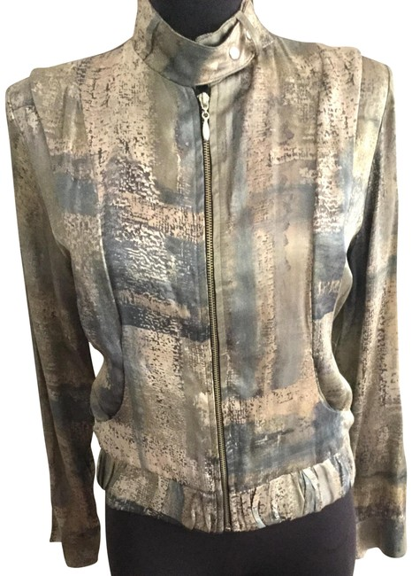 Preload https://img-static.tradesy.com/item/23200699/leyendecker-multicolor-wool-zip-up-bomber-in-beige-green-and-grey-jacket-size-0-xs-0-3-650-650.jpg