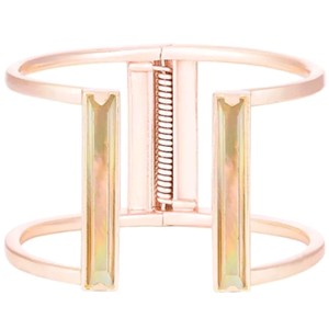 Kendra Scott Kendra Scott Brown Mother of Pearl Gavin Cuff Bracelet
