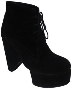 Surface to Air Suede Cool Eclectic Black Boots