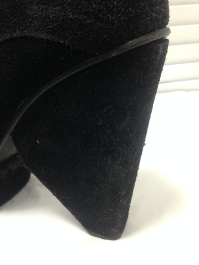 Surface to Air Suede Cool Eclectic Black Boots Image 2