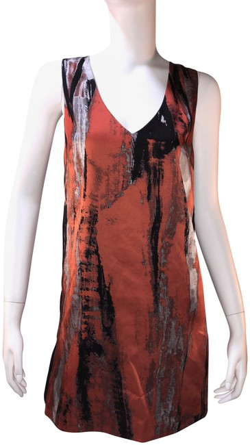 Preload https://img-static.tradesy.com/item/23200945/robert-rodriguez-terracotta-multicolor-print-silk-short-night-out-dress-size-2-xs-0-1-650-650.jpg