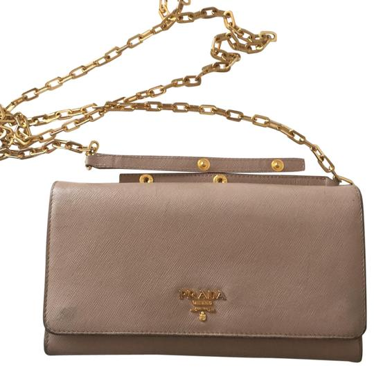 Preload https://img-static.tradesy.com/item/23201019/prada-saffiano-wallet-on-chain-beige-leather-cross-body-bag-0-1-540-540.jpg