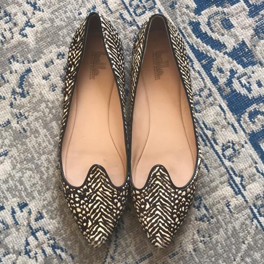 Belle by Sigerson Morrison black and white Flats Image 2