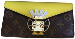 Louis Vuitton Louis Vuitton Limited Tribal Mask Sarah Monogram wallet