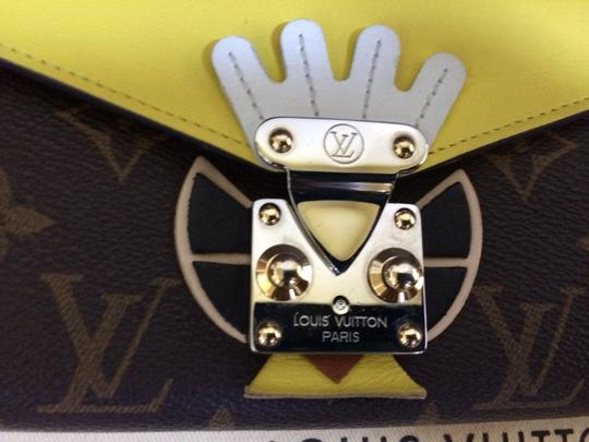 Louis Vuitton Louis Vuitton Limited Tribal Mask Sarah Monogram wallet Image 5
