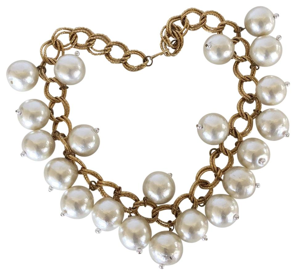 coin bobbi bijoux products spanish faux necklace charms design pearl