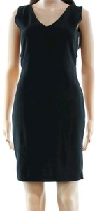 Nordstrom short dress Black Size Large Cut-out Mini Vanity Room Night Out on Tradesy