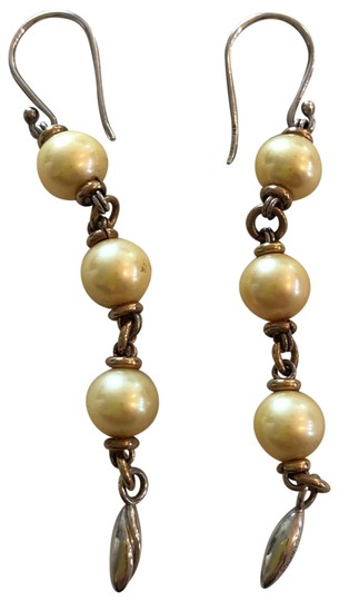 Preload https://img-static.tradesy.com/item/23201536/michael-dawkins-yellow-pearl-earrings-0-1-540-540.jpg
