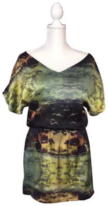 Boutique bought short dress Multicolored on Tradesy