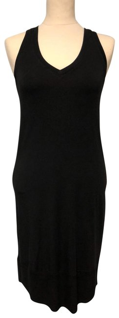 Preload https://img-static.tradesy.com/item/23201732/feel-the-piece-black-terre-jacobs-mid-length-short-casual-dress-size-4-s-0-1-650-650.jpg