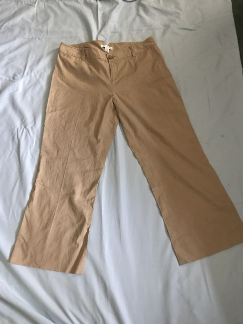 Banana Republic Summer Trouser Pants camel Image 1