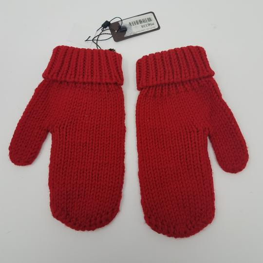 Louis Vuitton Red Louis Vuitton wool Contance mittens Image 4