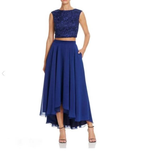 Preload https://img-static.tradesy.com/item/23202017/aidan-mattox-lace-crop-and-skirt-mid-length-cocktail-dress-size-6-s-0-0-650-650.jpg