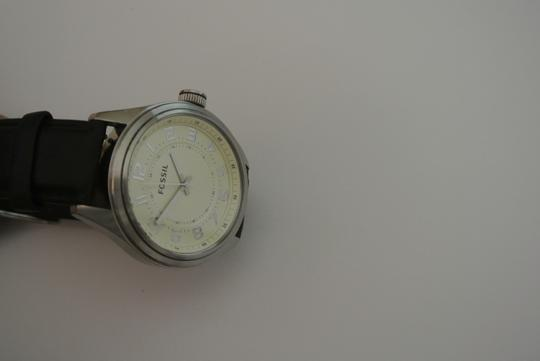 Fossil Fossil All Stainless Steel Quartz Men's Wristwatch Image 4